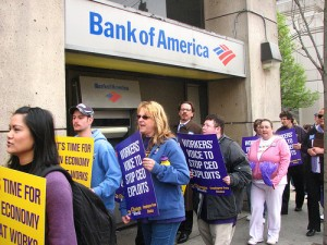 006 - Bank of America Strike